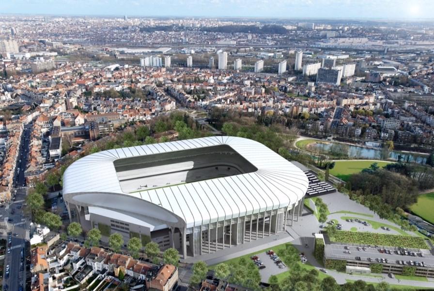 Sharemypark veut aider le RSC Anderlecht à résoudre les problèmes de mobilité autour de sonstade